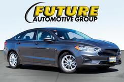 2019_Ford_Fusion_SE_ Roseville CA