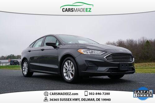 2019_Ford_Fusion_SE_ Salisbury MD