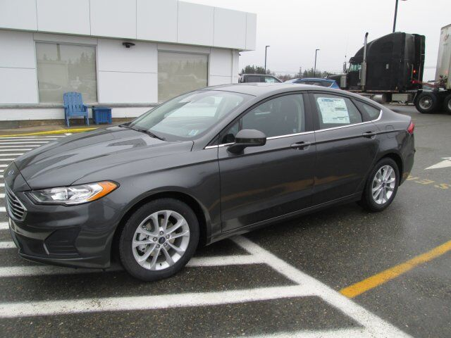 2019 Ford Fusion SE Tusket NS