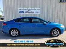 2019_Ford_Fusion_SE_ Watertown SD