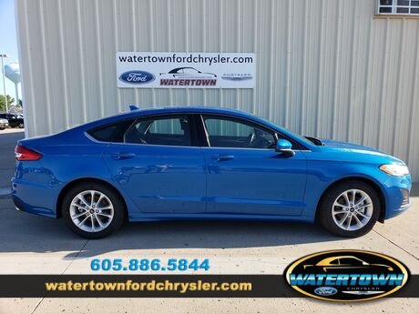 2019 Ford Fusion SE Watertown SD