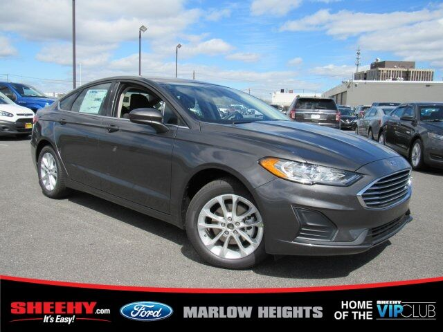 2019 Ford Fusion SE 4D Sedan Suitland MD