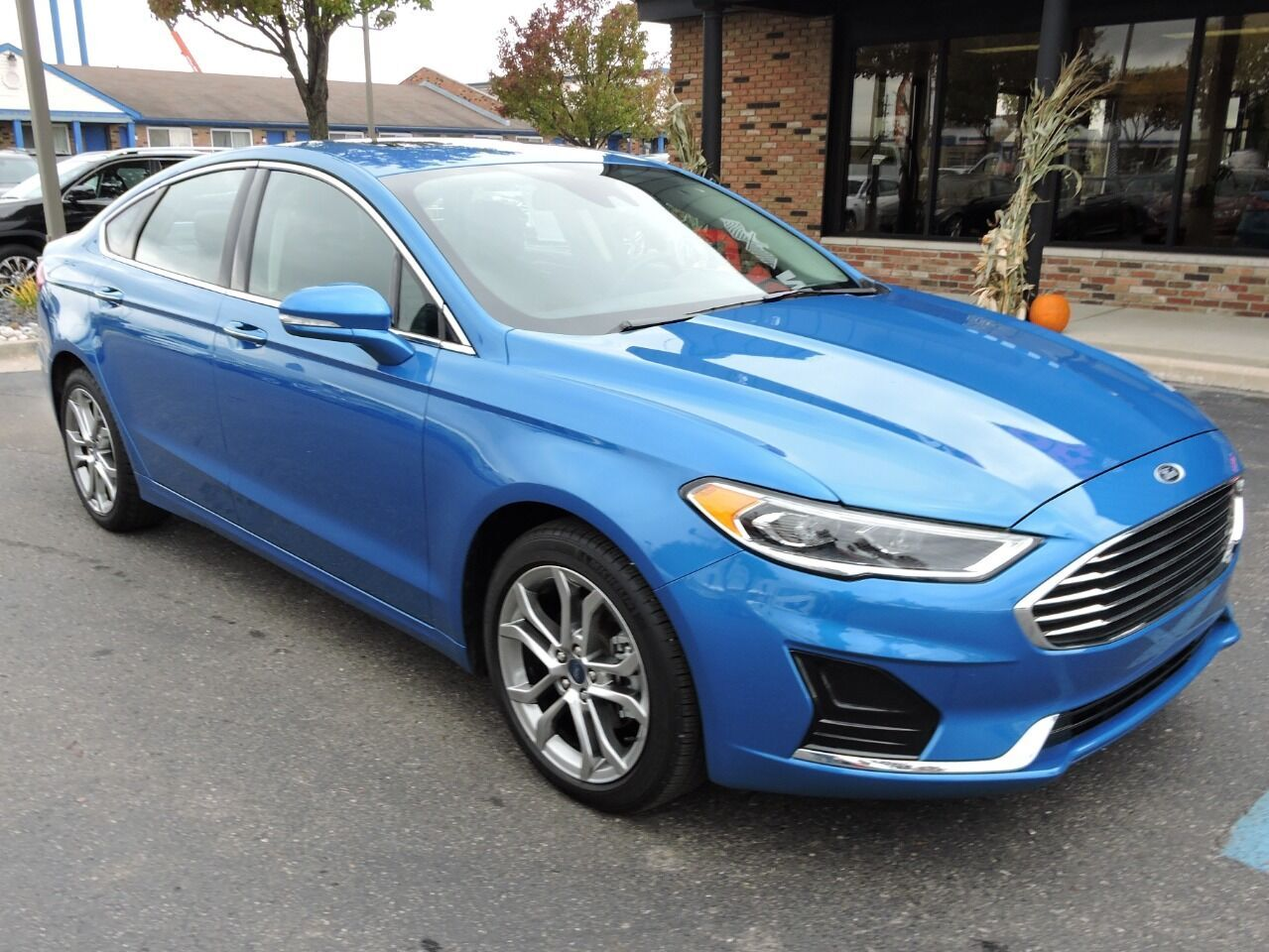 2019 Ford Fusion SEL 4dr Sedan Chesterfield MI