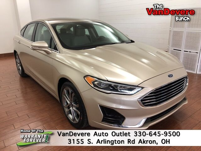 2019 Ford Fusion SEL Akron OH