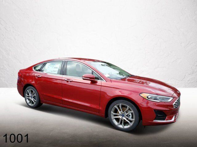 2019 Ford Fusion SEL Belleview FL