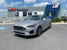 2019_Ford_Fusion_SEL_ Brownsville TX