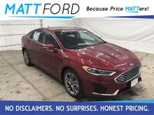 2019_Ford_Fusion_SEL_ Kansas City MO