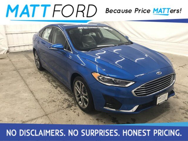 2019 Ford Fusion SEL Kansas City MO