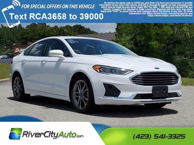 2019 Ford Fusion SEL Chattanooga TN