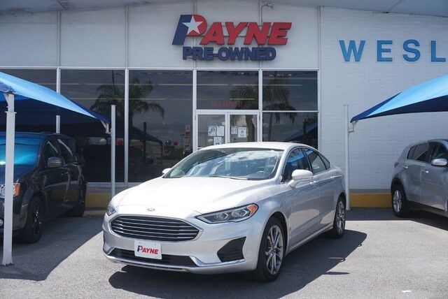 2019 Ford Fusion SEL Weslaco TX