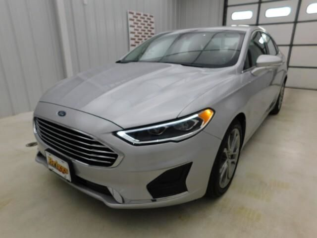 2019 Ford Fusion SEL FWD Manhattan KS