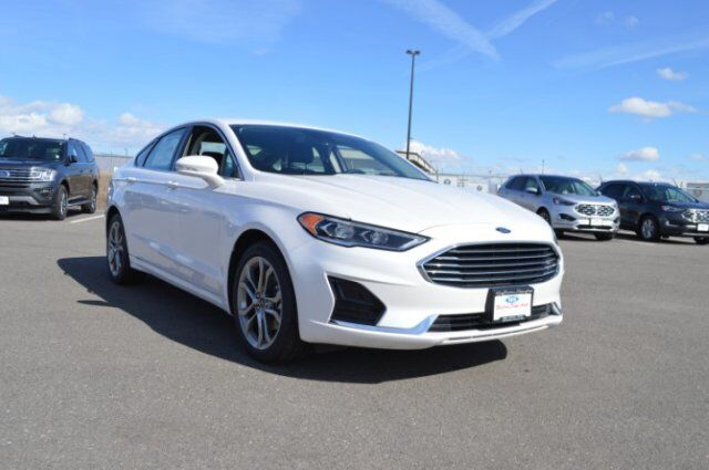 2019 Ford Fusion SEL Grand Junction CO