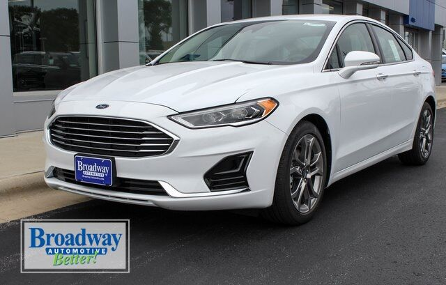 2019 Ford Fusion SEL Green Bay WI