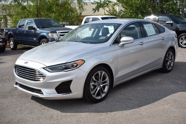2019 Ford Fusion SEL Houston TX