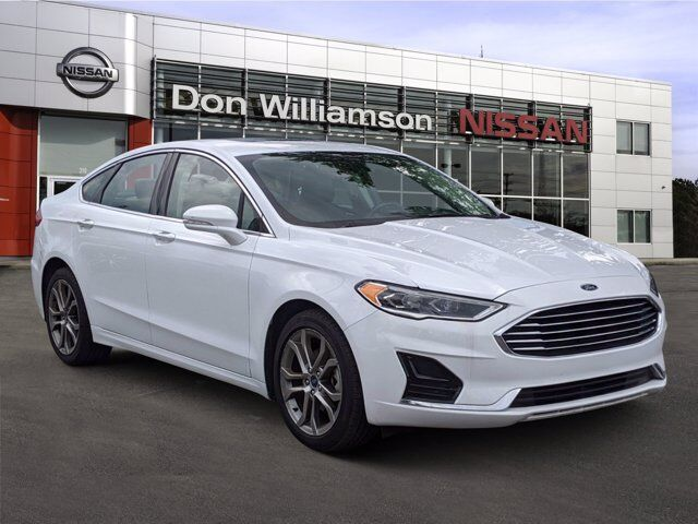 2019 Ford Fusion SEL Jacksonville NC