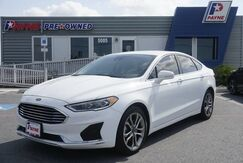 2019_Ford_Fusion_SEL_ McAllen TX