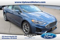 2019_Ford_Fusion_SEL_ Milwaukee and Slinger WI