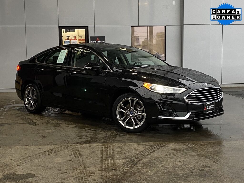 2019 Ford Fusion SEL Milwaukie OR