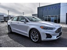 2019_Ford_Fusion_SEL_ Pampa TX