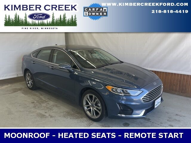 2019 Ford Fusion SEL Pine River MN
