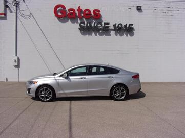 2019_Ford_Fusion_SEL_ Richmond KY
