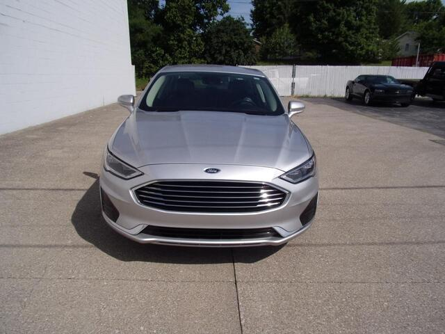 2019 Ford Fusion SEL Richmond KY