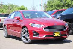 2019_Ford_Fusion_SEL_ Roseville CA