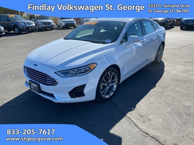 2019 Ford Fusion SEL St. George UT