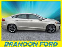 Ford Fusion SEL 2019