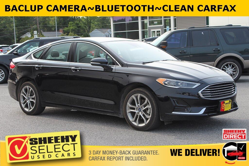 2019 Ford Fusion SEL Suitland MD