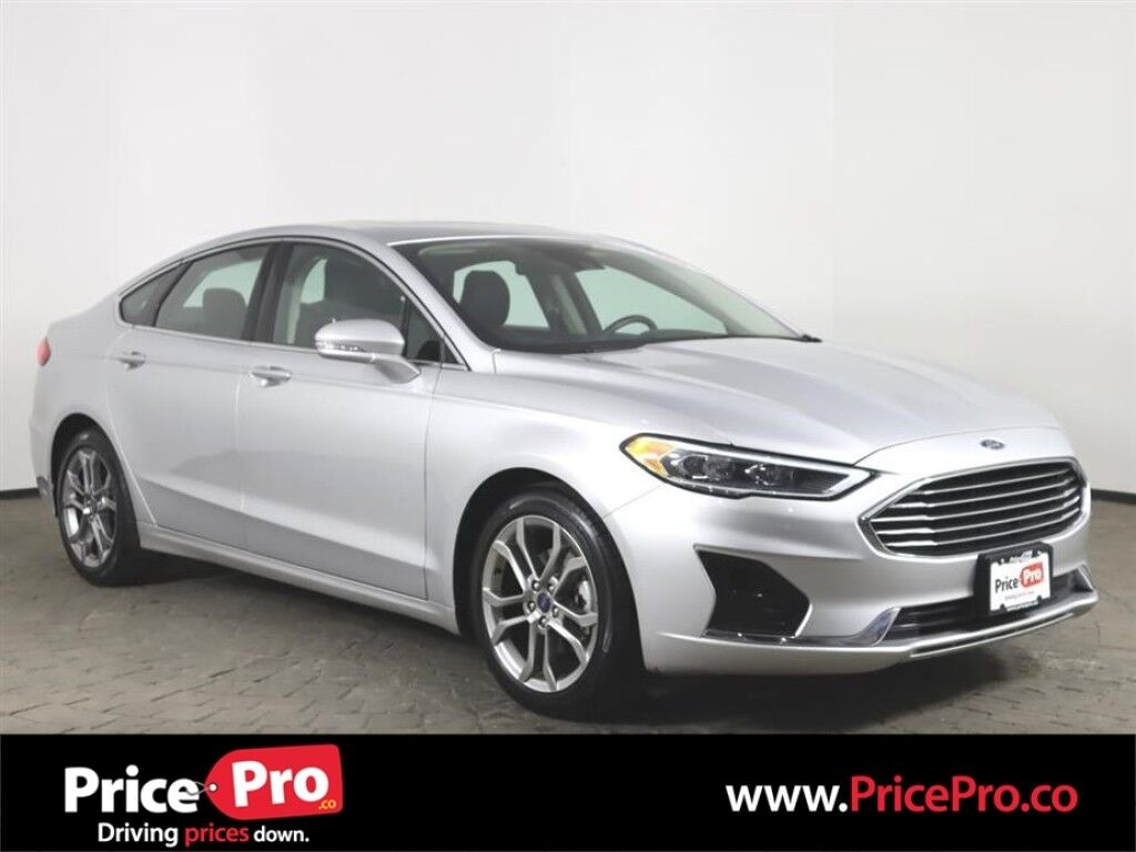 2019 Ford Fusion SEL w/Sunroof/Heated Leather Maumee OH