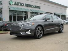 2019_Ford_Fusion_Titanium AWD ECOBOOST, NAVIGATION, LEATHER, SUNROOF, BLUETOOTH CONNECTIVITY, BACKUP CAMERA_ Plano TX