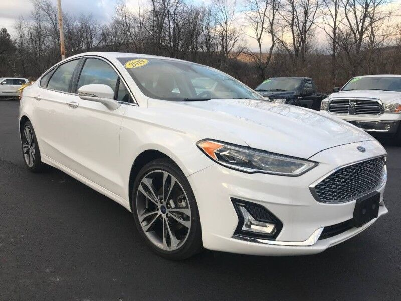 2019 Ford Fusion Titanium AWD Little Valley NY