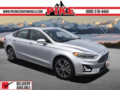 2019 Ford Fusion Titanium Amarillo TX