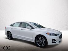 2019_Ford_Fusion_Titanium_ Belleview FL