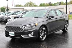 2019_Ford_Fusion_Titanium_ Fort Wayne Auburn and Kendallville IN