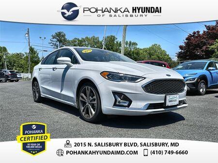 2019_Ford_Fusion_Titanium **SPECIAL SALE**_ Salisbury MD