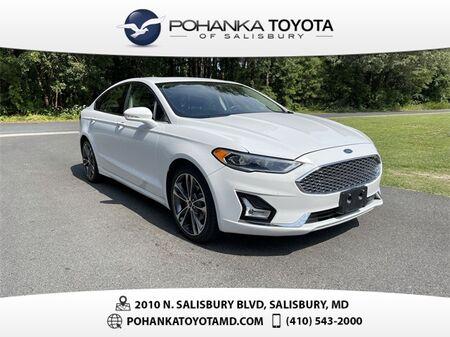 2019_Ford_Fusion_Titanium_ Salisbury MD