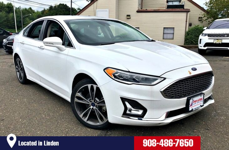2019 Ford Fusion Titanium South Amboy NJ