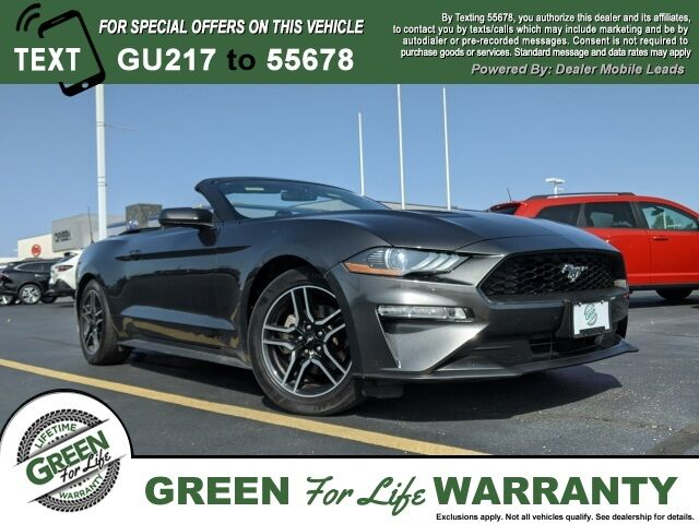 2019 Ford Mustang Springfield IL