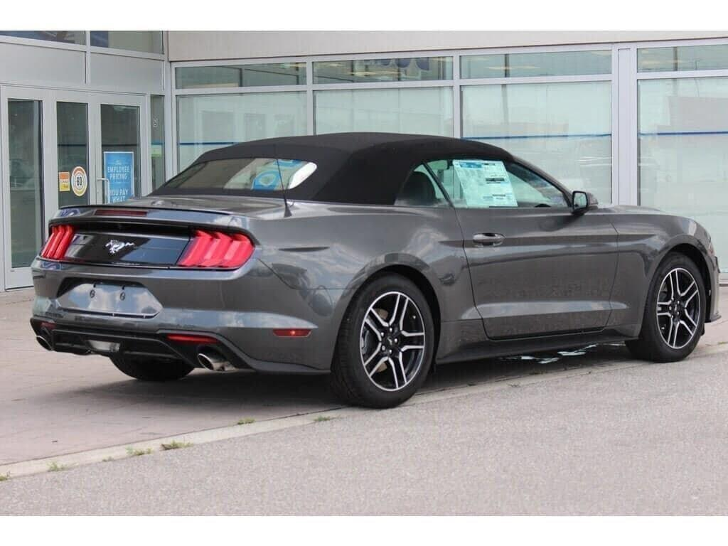 2019 Ford Mustang ECOBOOST PREMIUM CONVERTIBLE Scarborough ON