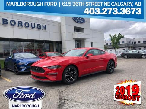 2019_Ford_Mustang_EcoBoost  - Navigation - Back Up Camera_ Calgary AB