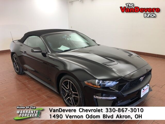 2019 Ford Mustang EcoBoost Akron OH