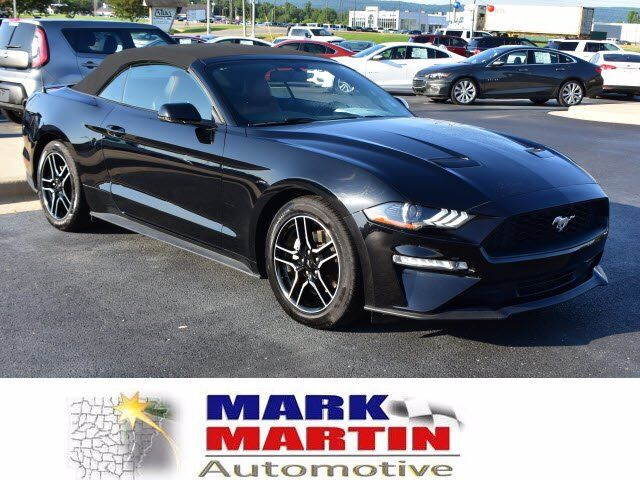 2019 Ford Mustang EcoBoost Batesville AR