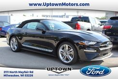 2019_Ford_Mustang_EcoBoost Convertible Premium_ Milwaukee and Slinger WI