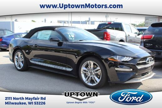 2019 Ford Mustang EcoBoost Convertible Premium Milwaukee and Slinger WI