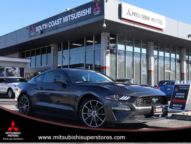 2019 Ford Mustang EcoBoost Costa Mesa CA
