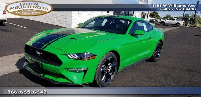 2019 Ford Mustang EcoBoost Fallon NV