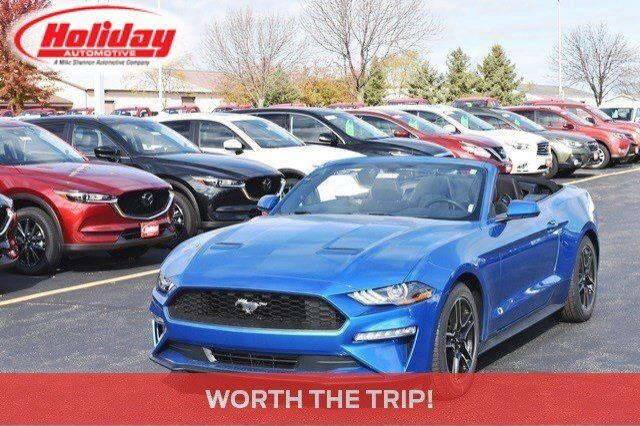 2019 Ford Mustang EcoBoost Fond du Lac WI