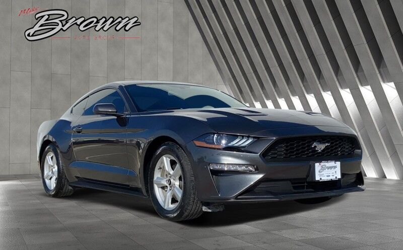 2019 Ford Mustang EcoBoost Granbury TX